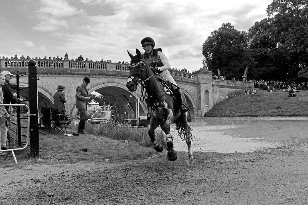 Burghley Horse Trials, Heart Dog