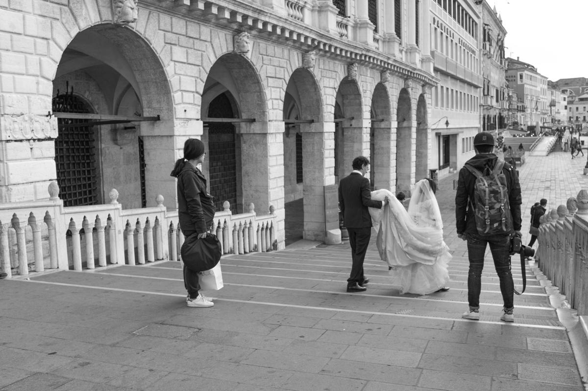 Michele Monticello, wedding, Love Venice