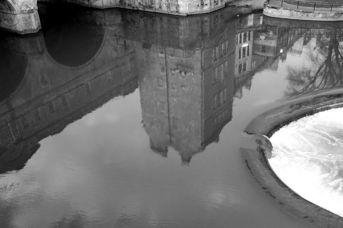 Michele Monticello Bath Reflections