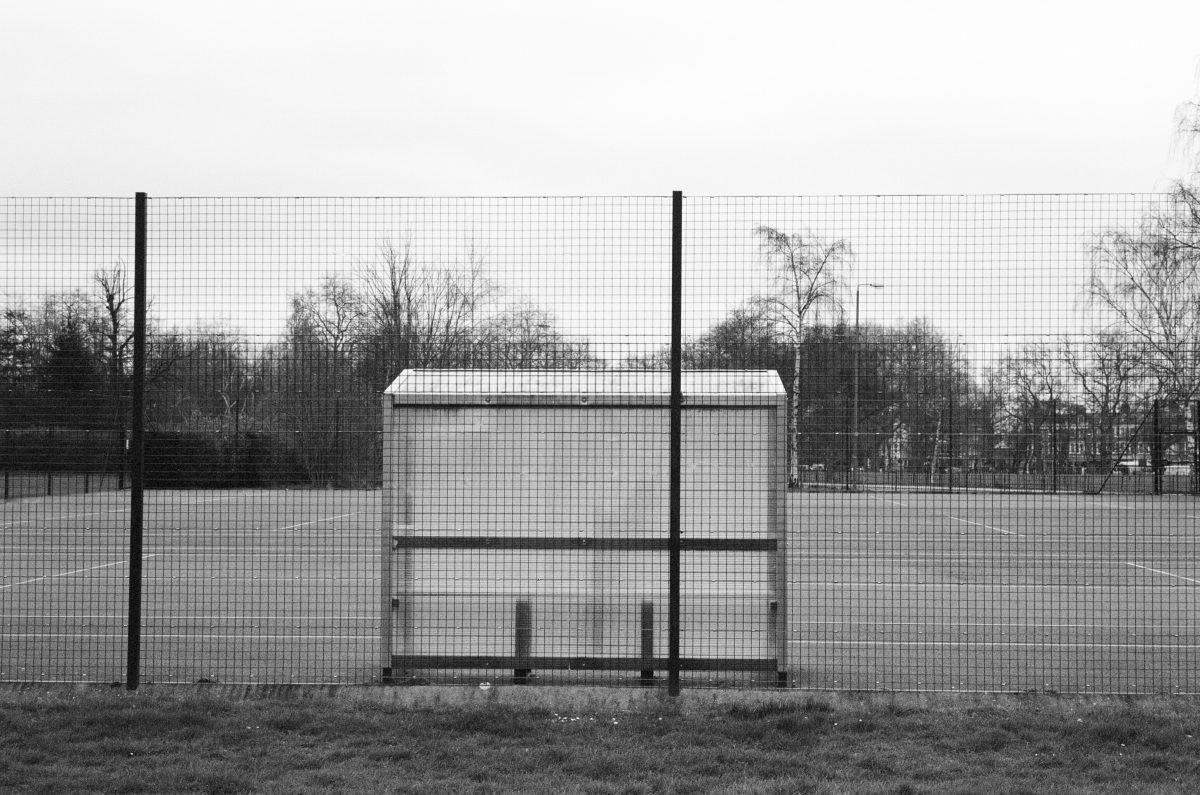 Michele Monticello Tennis Court