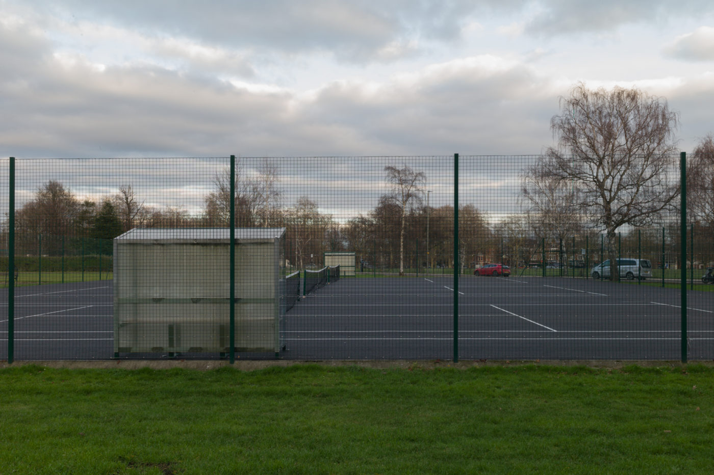 Clapham Common Tennis Court