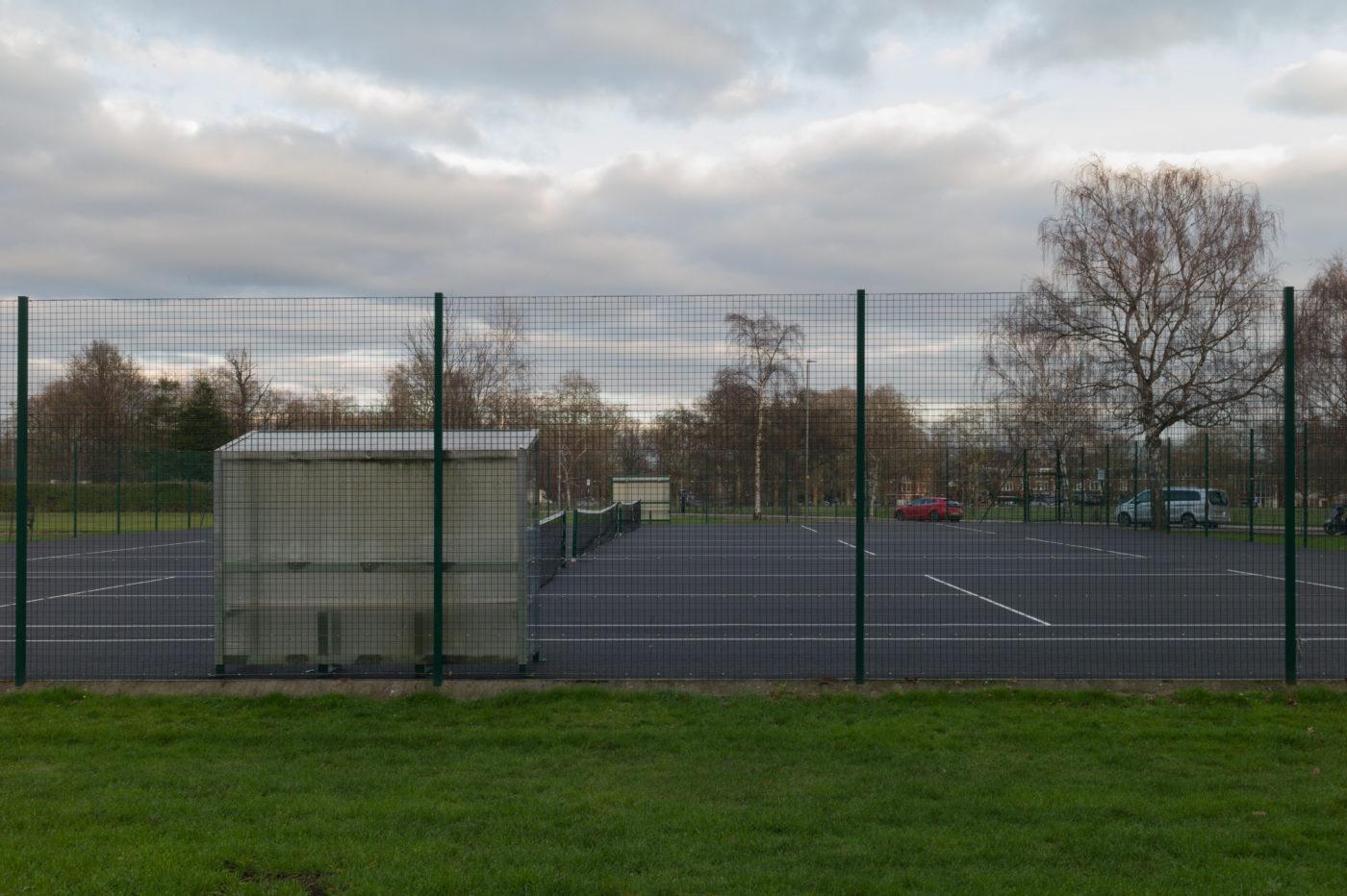 Clapham Common Tennis Court
