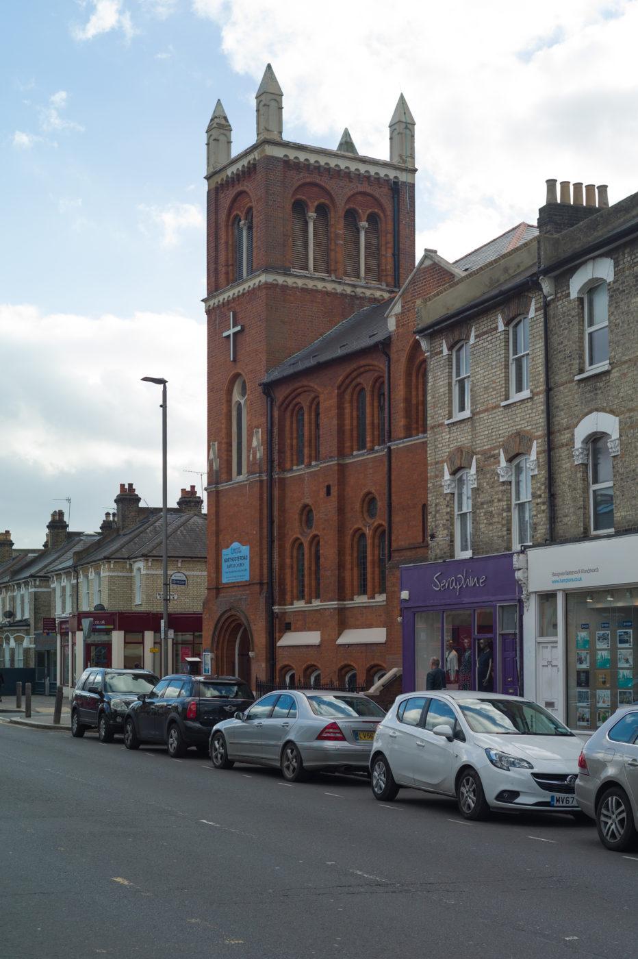 Northcote Road Baptist Church