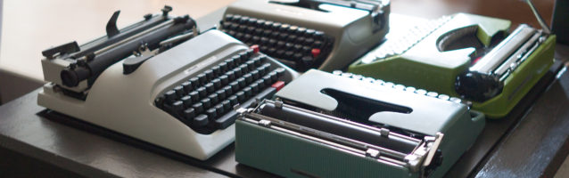 The Type Writers