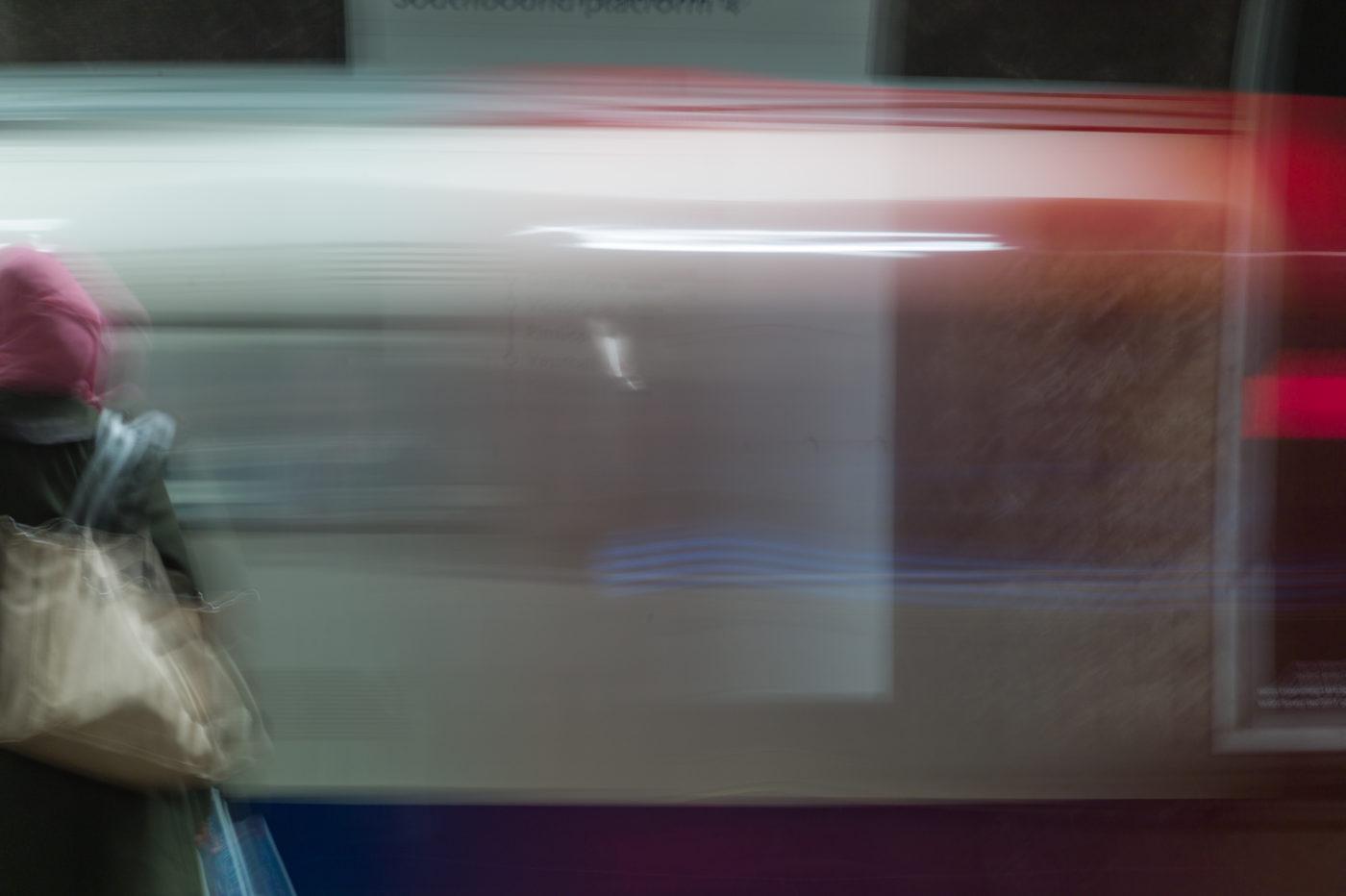 Time Travel Warp Speed London Underground
